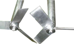 Мешалка пропеллерная МП-003
